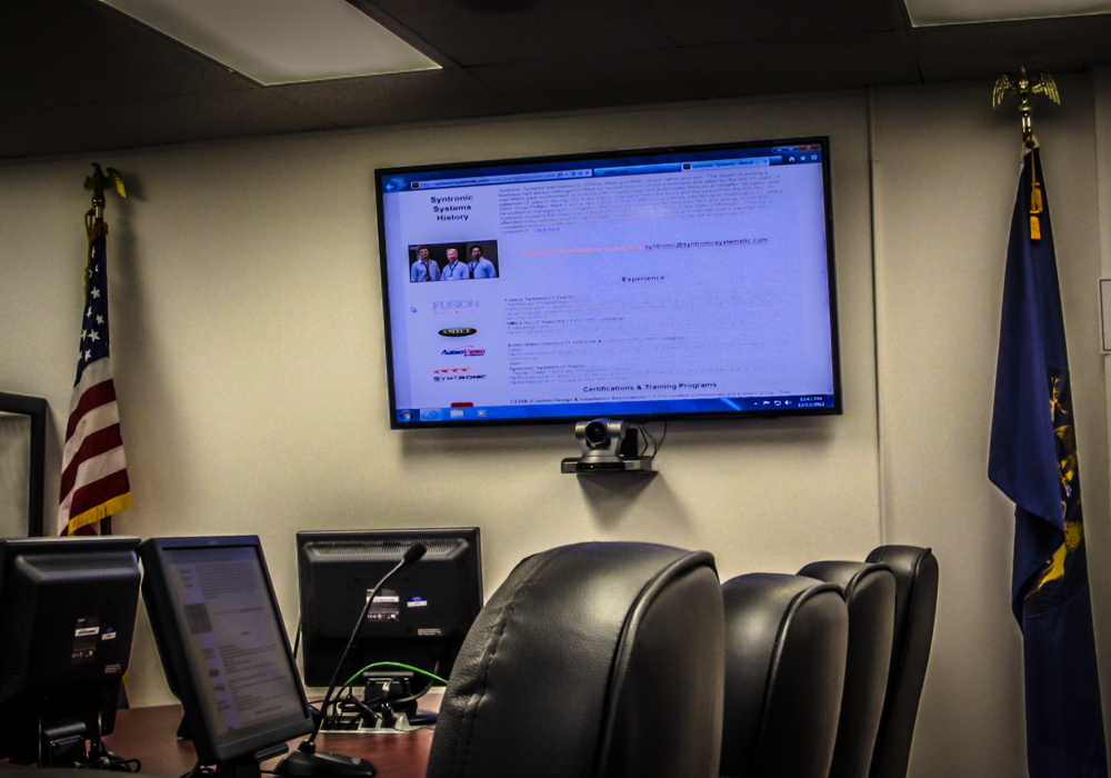 The Senior Alliance Video Conferencing