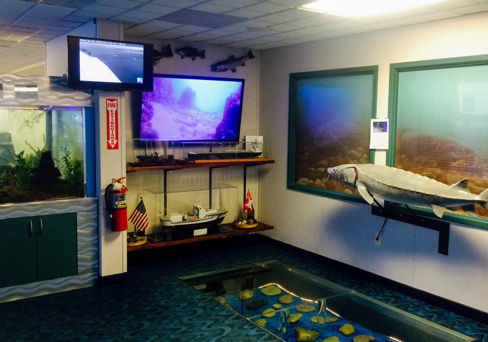 Great Lakes Maritime Center Video System