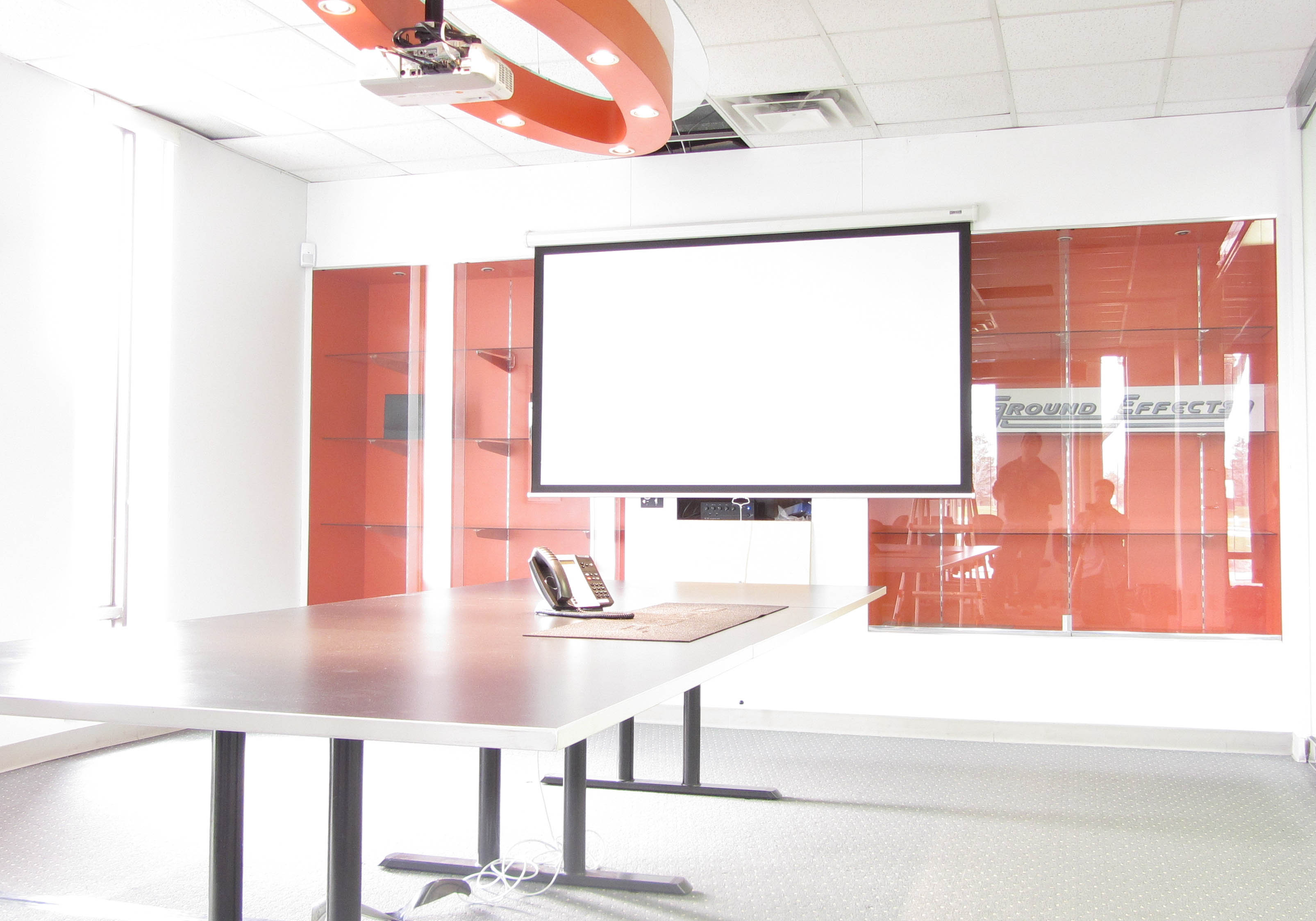 Ground Effects Conference Room